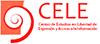 Logotipo CELE